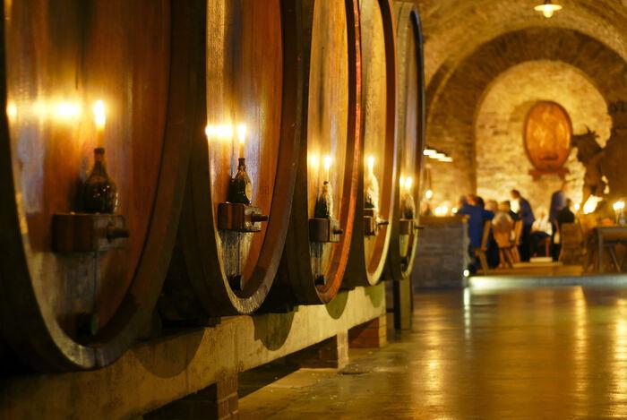 Staatlicher Hofkeller Weinprobe © FrankenTourismus, FWL, Würzburg, A. Hub
